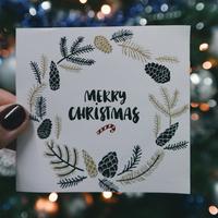 Vánoční a zimní motiv