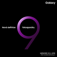 Velké uvedení Samsung Galaxy G9 už tuto neděli v 18:00!