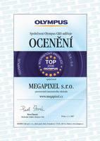 Ocenění Top Webshop 2006