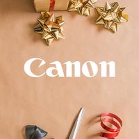Fotoaparát Canon jako dárek? Proč ne!