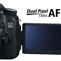 Jak funguje autofokus u Canonu EOS 70D