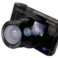 Sony RX100 III má nový objektiv a vyskakovací hledáček