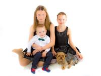 Fotografujeme děti: tentokrát v ateliéru (3. díl)
