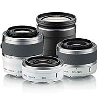 Vysvětlivky zkratek u objektivů Nikon