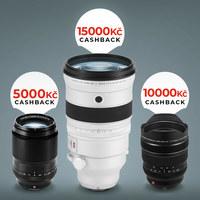 Startuje Fujifilm Cashback - ušetřete až 15 000 Kč!