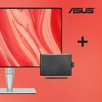 Pořiďte si monitor Asus a my vám k němu dáme grafický tablet Wacom zdarma