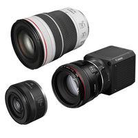 Canon představuje dva nové objektivy s bajonetem RF a kameru s ultra vysokou citlivostí ISO