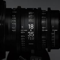 SIGMA CINE - nová řada profesionálních filmařských objektivů