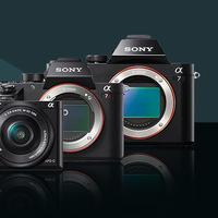 Akční nabídka Sony CSC