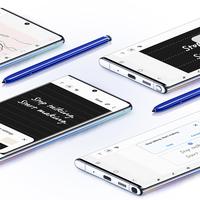 Představujeme nový Samsung Galaxy Note 10 a Note 10+