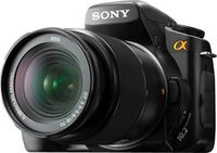 Zdražení fototechniky Sony