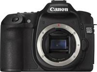 Sleva zrcadlovky Canon 500D a 50D!