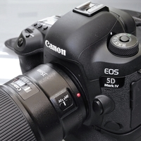 První dojmy z nového Canonu EOS 5D Mark IV