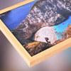 Výprodej fotoobrazů v dřevěném rámu