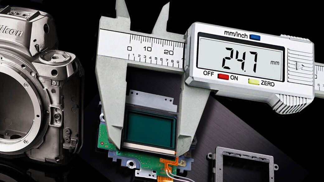 Jak fotit digitální zrcadlovkou (DSLR) a bezzrcadlovkou: 27. díl - CROP FAKTOR