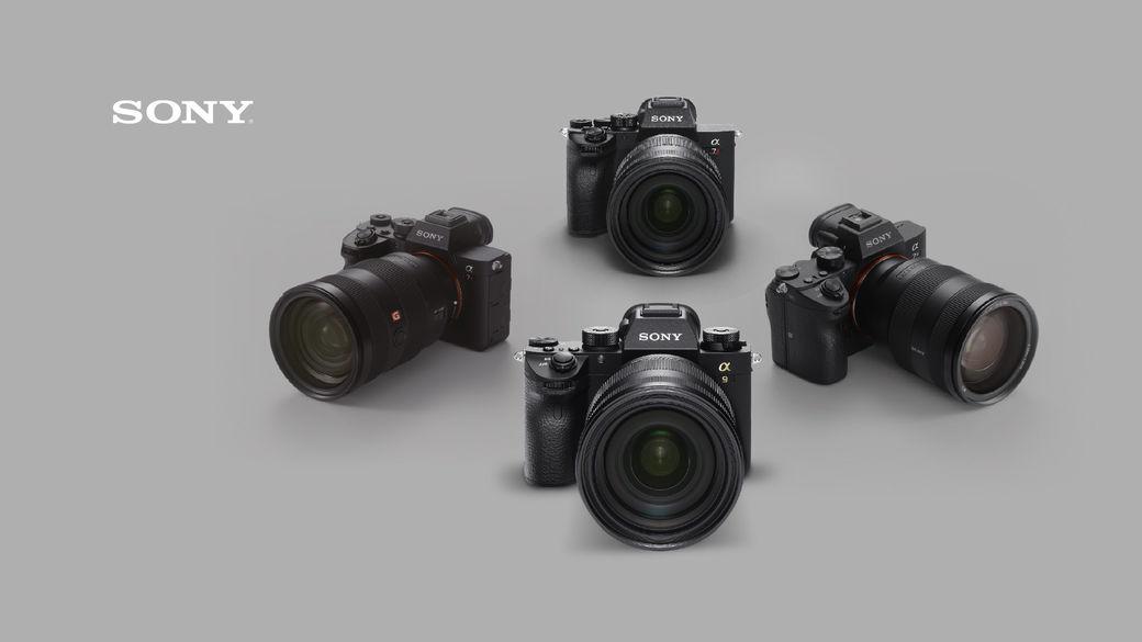 Rozdáváme velikonoční bonus až 10 500 Kč při nákupu fotoaparátů a objektivů Sony