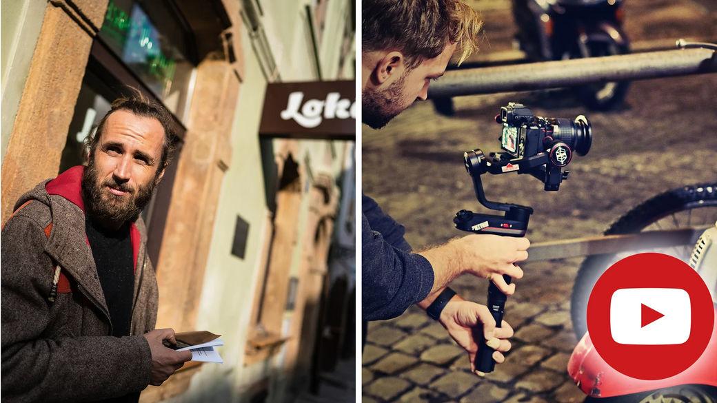 V srpnovém kole naší celoroční soutěže ROK S MEGAPIXELEM se budeme věnovat pouličnímu focení a natáčení videa