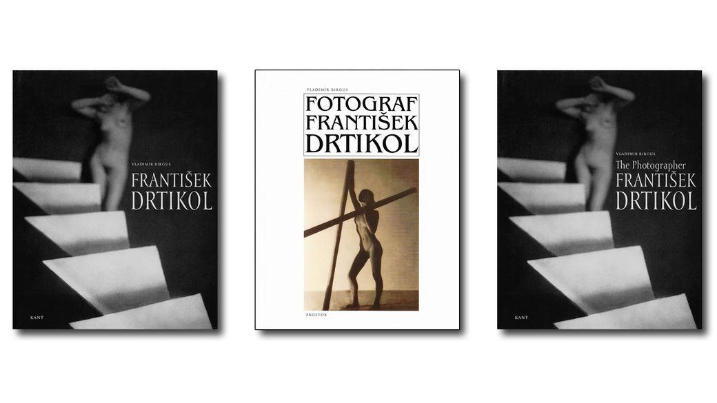 Představujeme novou rubriku Fotopublikace:  1.Fotograf František Drtikol - Vladimír Birgus