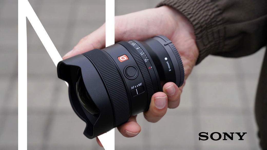 Z dílny Sony vychází další G Master objektiv. Tentokrát se jedná o širokoúhlý Sony FE 14 mm f/1,8 GM