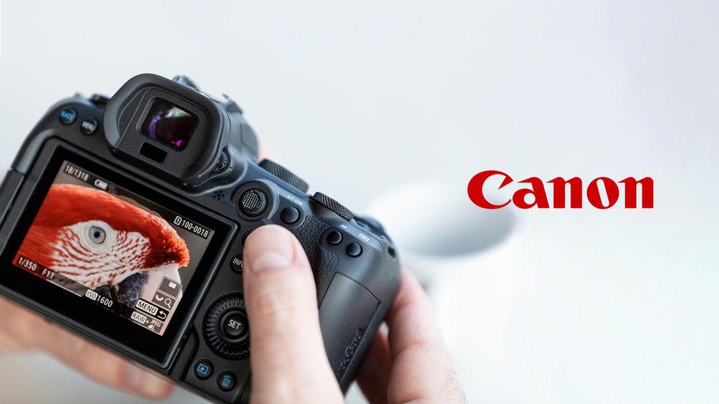 Updatujte si váš Canon R5, R6 a 1D X III a získejte nové filmařské funkce