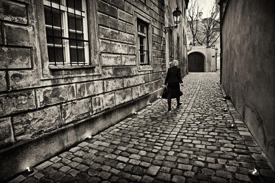 Foto soutěž: ULICE - GENIUS LOCI / inspirace z Galerie Megapixelu