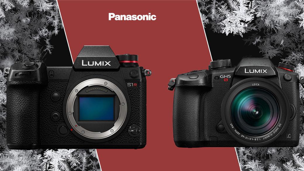 Přituhuje, posíláme ceny Panasonic k ledu! Nakupte fotoaparáty Lumix G, S i objektivy o 20 % výhodněji