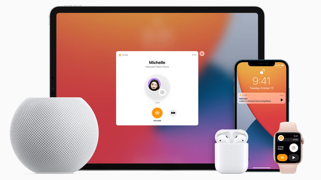 Apple představil čtyři nové iPhony 12 a HomePod Mini