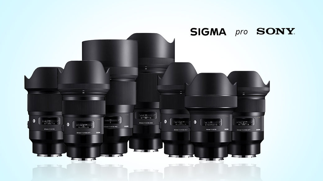 Objektivy Sigma pro Sony bajonet? Špičková kvalita za výhodnou cenu