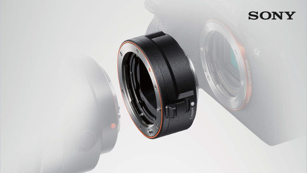 Vyměňte vaši starou zrcadlovku Sony za novou bezzrcadlovku a získejte zdarma adaptér LA-EA5 na objektivy, které máte doma!