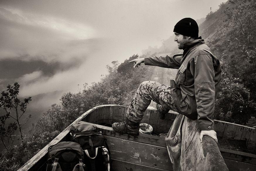 """""""Nejvíc se vždycky naučíte tím, že si na něco přijdete sami"""" - říká fotograf, cestovatel a otec v nouzovém režimu Libor Vaicenbacher"""