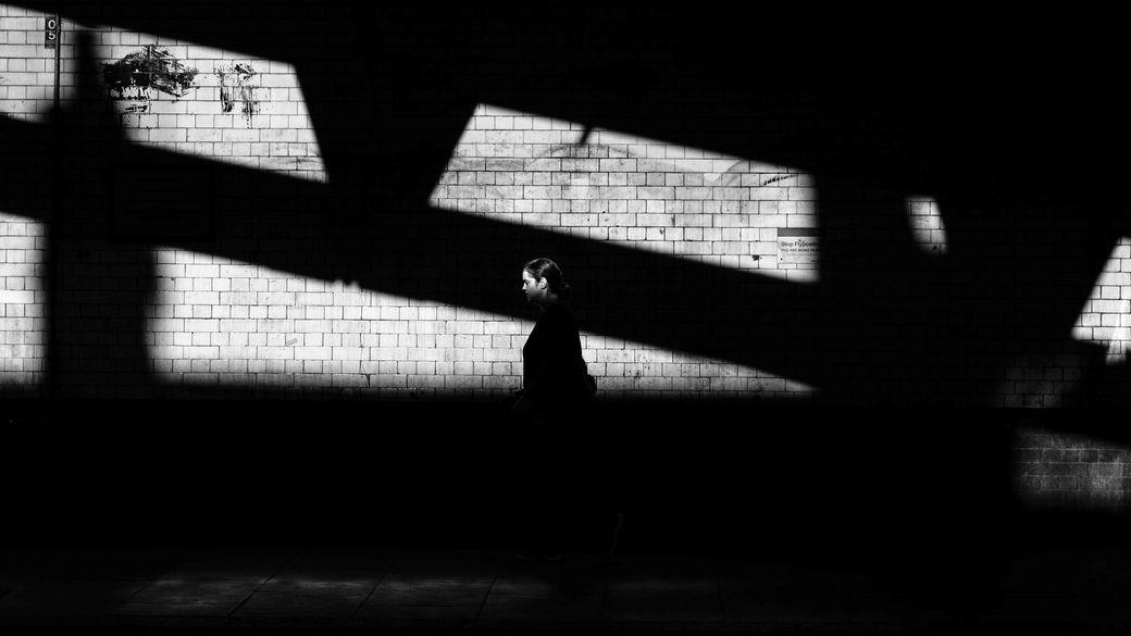 Jak na street fotografii v době pandemie