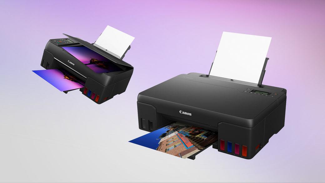Dvě nové tiskárny od Canonu, nejen na takové to domácí tisknutí!