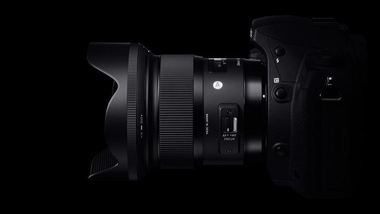 Další špičkový objektiv: Sigma 24mm f/1,4 Art - Recenze