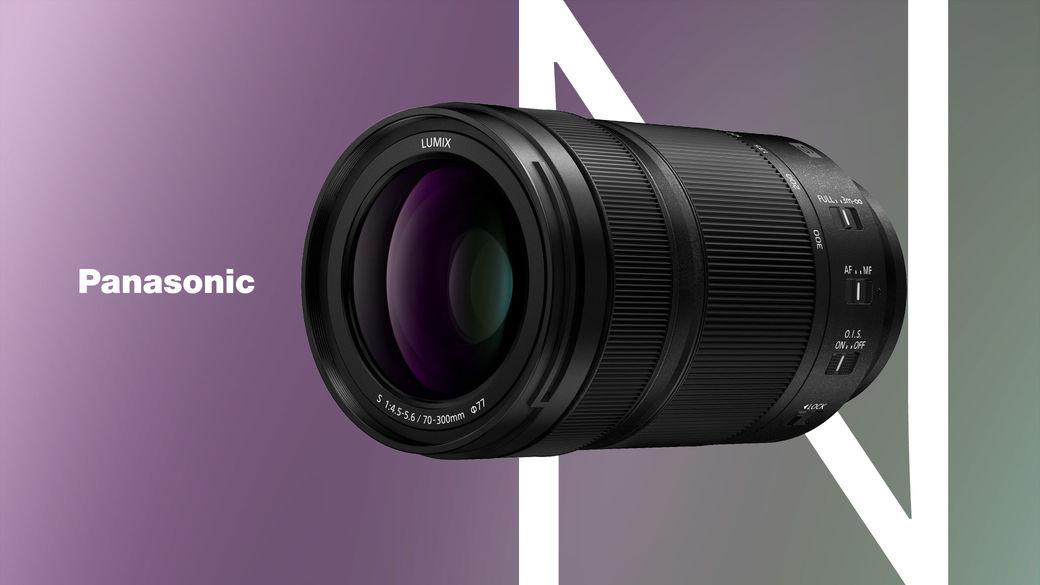 Panasonic představuje další objektiv do rodiny L-mount! Poznejte nový Panasonic Lumix S 70-300 mm f/4,5-5,6 MACRO O.I.S.