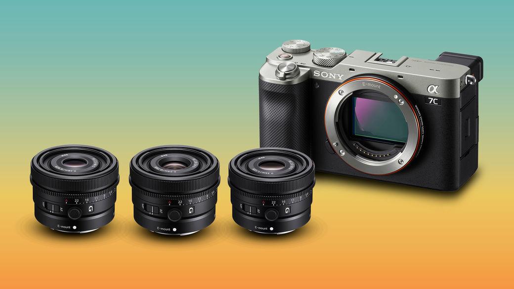 Získejte objektiv se slevou 5 000 Kč ke kompaktní Sony A7C