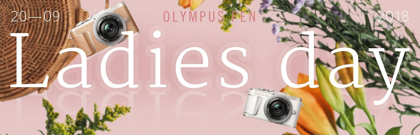 Olympus PEN Ladies Day