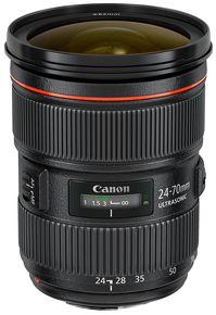 Canon EF 24-70 mm f/2,8 L USM II