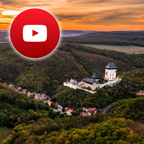 Video z dronu