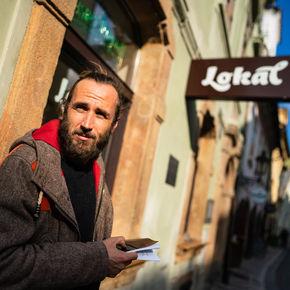 Potrét ve street fotografii