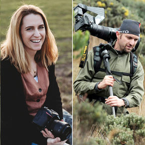 Petra Tomicová a Libor Vaicenbacher / garanti soutěže