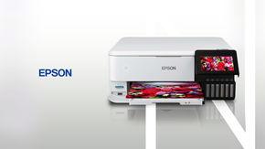 EPSON ECOTANK L8160 je nová multifunkční fototiskárna formátu A4