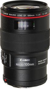 Canon EF 100 mm f/2,8 L Macro IS USM