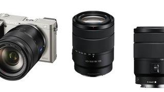 Sony představuje nový objektiv a facelift modelu A6300