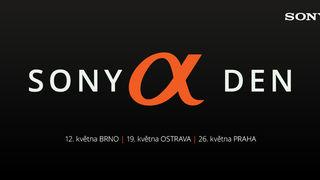 Přijďte zítra na Alpha den v Brně a využijte exkluzivní nabídky na produkty Sony!