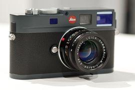 Leica M-E v testech pohořela