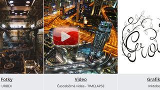 URBEX, Timelapse, Inktober - další kolo našich FOTO / VIDEO / GRAFICKÝCH soutěží právě odstartovalo