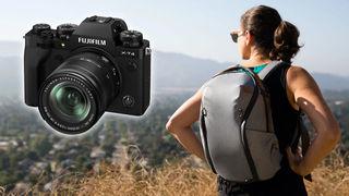 Kup si bezzrcadlovku Fujifilm X-T4 a dostaneš zdarma stylový batoh Peak Design v ceně 6 390 Kč