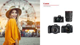 Využijte letní cashback Canon a získejte až 10 400 Kč zpět