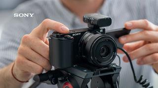 Vlogujte a bavte se s novinkou Sony ZV-E10
