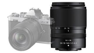 Nikon Z DX 18-140 mm f/3,5-6,3 VR - nový ultrazoom pro bezzrcadlovky DX